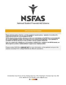 unisa application form 2017 pdf download